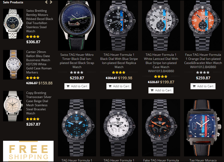 cheap tag heuer watches replica us